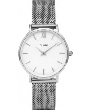 Cluse CL30009 Hyvät Minuit mesh watch