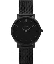 Cluse CL30011 Hyvät Minuit mesh watch