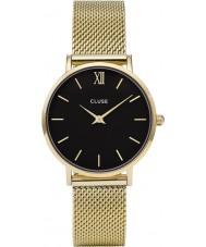 Cluse CL30012 Hyvät Minuit mesh watch