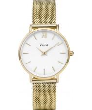 Cluse CL30010 Hyvät Minuit mesh watch