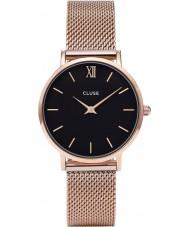 Cluse CL30016 Hyvät Minuit mesh watch
