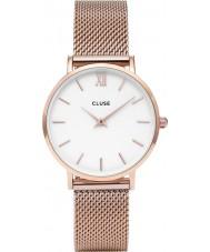 Cluse CL30013 Hyvät Minuit mesh watch