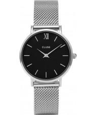 Cluse CL30015 Hyvät Minuit mesh watch