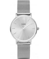 Cluse CL30023 Hyvät Minuit mesh watch