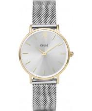 Cluse CL30024 Hyvät Minuit mesh watch