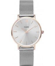 Cluse CL30025 Hyvät Minuit mesh watch