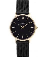Cluse CL30026 Hyvät Minuit mesh watch