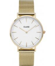 Cluse CL18109 Hyvät La Boheme mesh watch