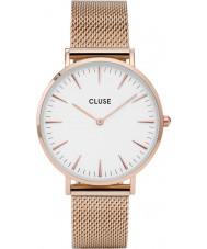 Cluse CL18112 Hyvät La Boheme mesh watch