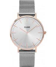 Cluse CL18116 Hyvät La Boheme mesh watch