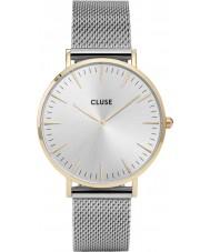 Cluse CL18115 Hyvät La Boheme mesh watch